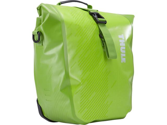 Thule Pack'n Pedal Shield Sacoche pour vélo Petit, chartreuse